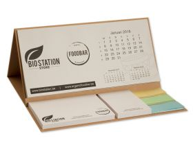 Memomind Nature desk calendar