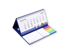 Couverture rigide calendar Wire-O